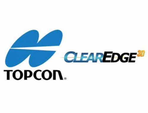 Topcon i ClearEdge3D